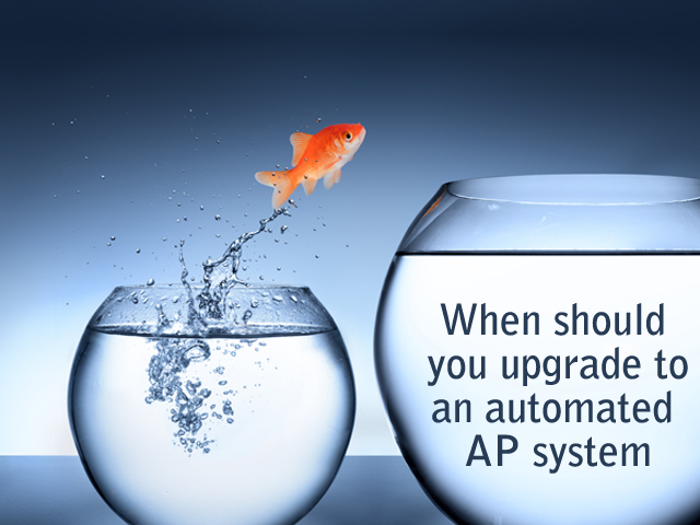 When Does AP Modernization Make Sense?